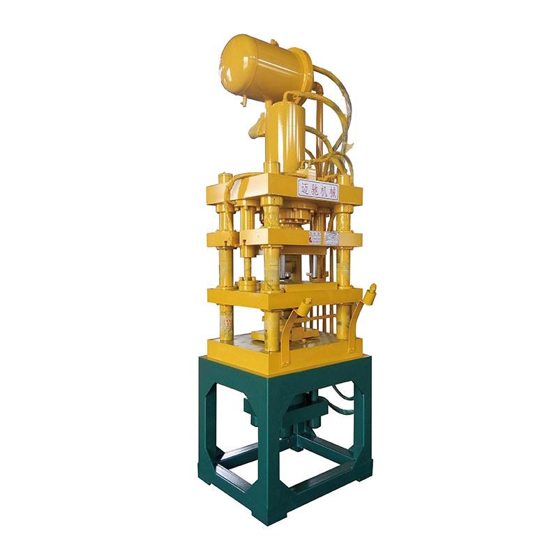 双向浮动模框液压机