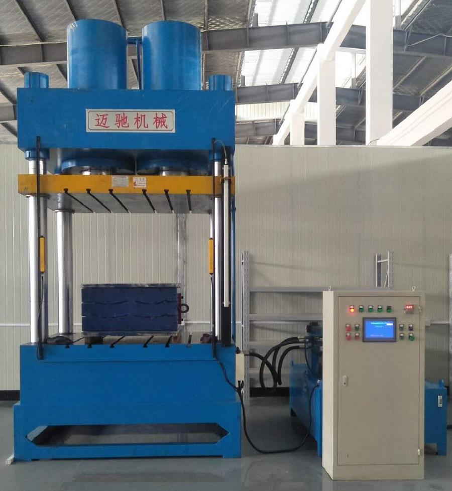1000吨单向液压机