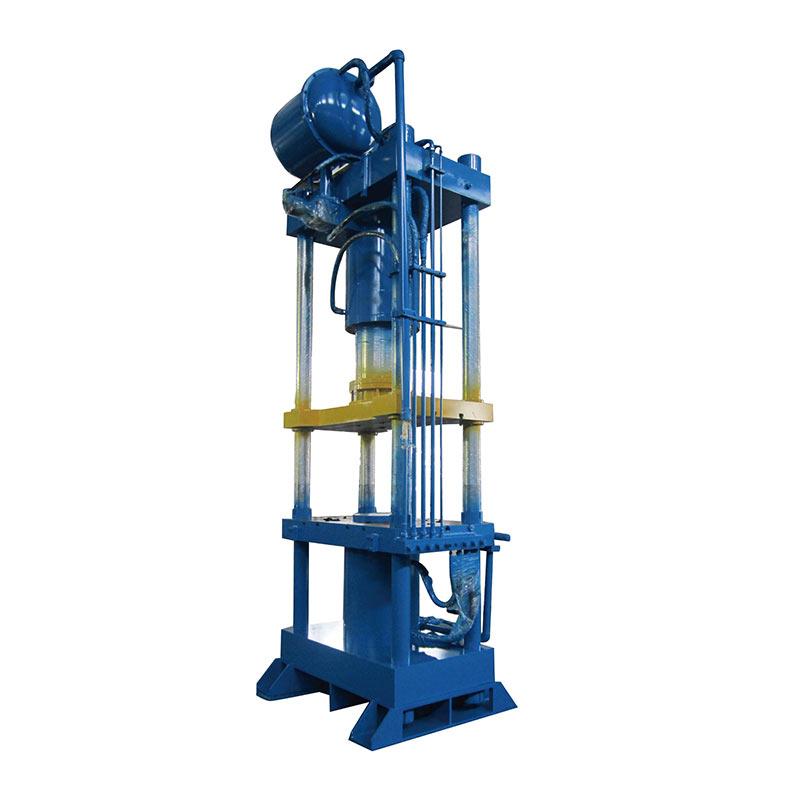 YS400-800 双向400吨液压机