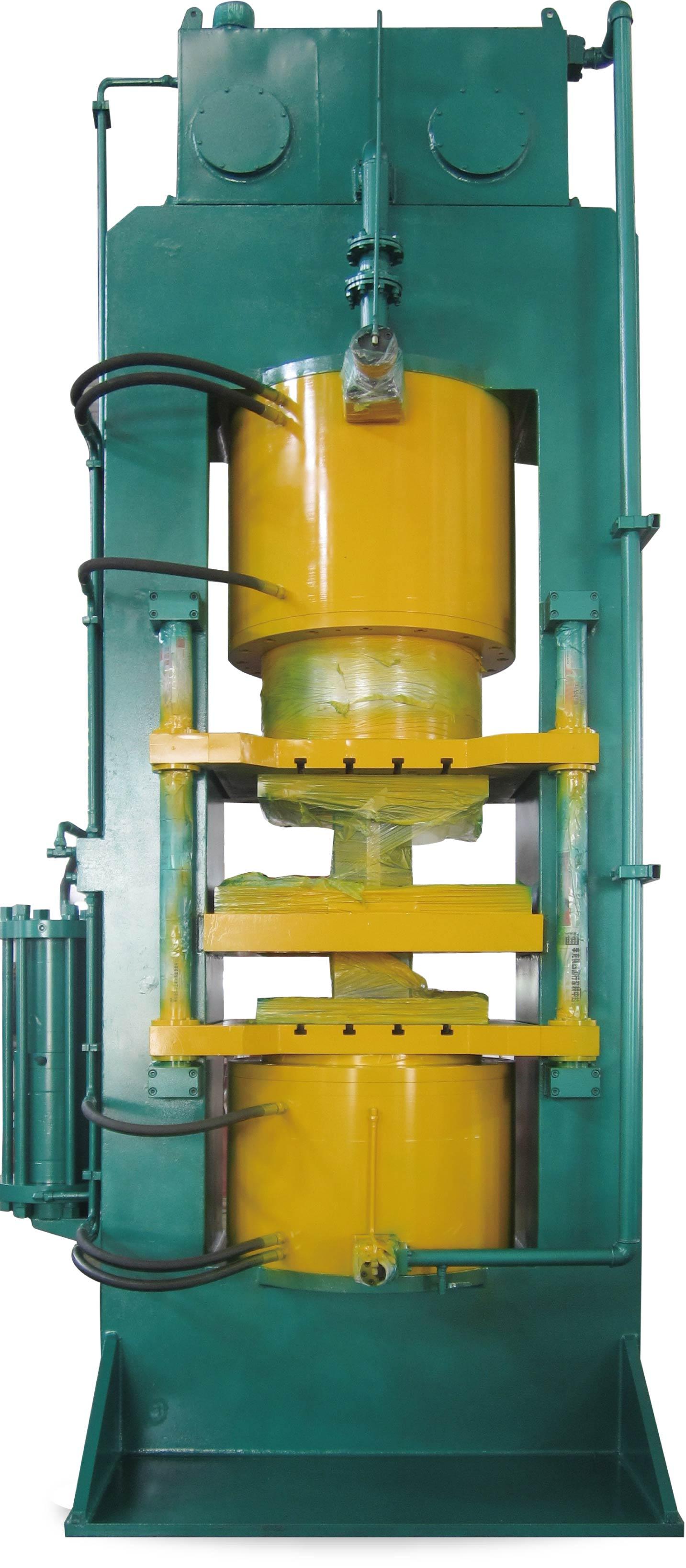 双向陶瓷防弹板液压机