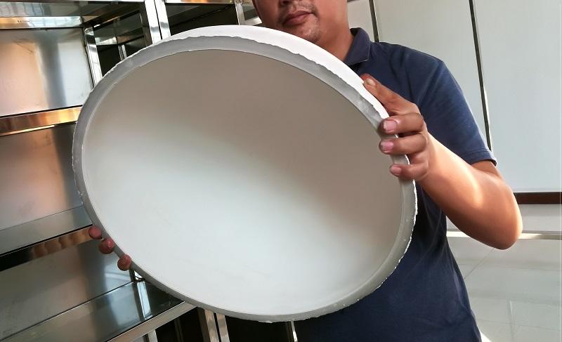 陶瓷匣钵成型设备